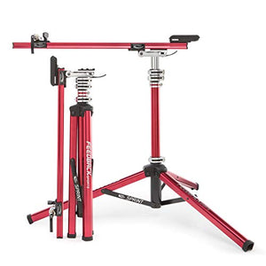 Feedback Sports Sprint Bike Repair Stand (Red)