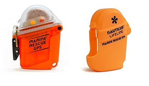 Ideations Design Nautilus Lifeline Marine Rescue GPS with Silicone Case