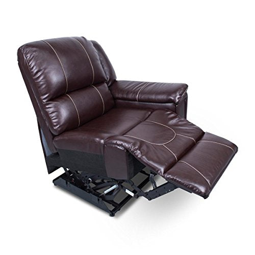 THOMAS PAYNE Left Hand Recliner - Heritage Series (Jaleco Chocolate)