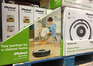 iRobot R665020 Roomba 665 Vacuum Cleaning Robot
