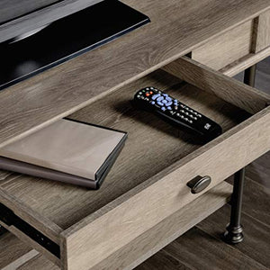 "Sauder Canal Street TV Stand, For TV's up to 42"", Northern Oak finish"