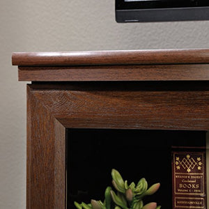 "Sauder Regent Place TV Stand, For TV's up to 50"", Euro Oak finish"