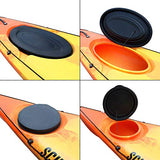 Driftsun Sculpin Rotomolded Sit-in Kayak - 12.5ft Long Sit-in Kayak Includes SmartTrack Foot Operated Rudder, Paddle, and Rod Holder
