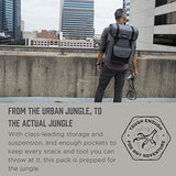 IceMule Urbano - Snow Grey Backpack - (30L)