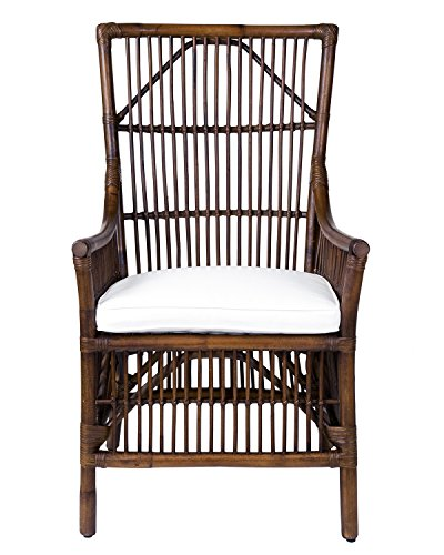 East at Main Edie chair, 24x27x43, Brown