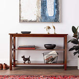 International Concepts Console Table