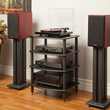 Pangea Audio DS400 Heavy Duty Speaker Stands (32 Inch)