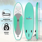 SereneLife AZSLSUPB20 Paddle Board
