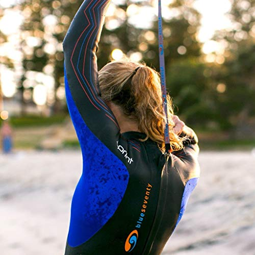 blueseventy 2019 Women's Sprint Triathlon Wetsuit - for Open Water Swimming - Ironman & USAT Approved (WML)