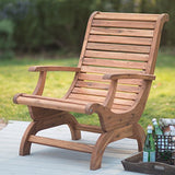 Belham Living Avondale Adirondack Chair Natural