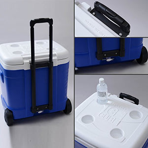 Igloo Ice Cube 60 Quart Roller Cooler