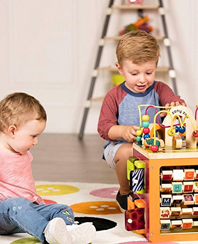 Early Learning Educational Montessori Toy Wooden Eeducational Toy Animal Beads Maze Zoo Bead Roller Coaster