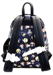 Loungefly Netflix Stranger Things Eleven Mini Backpack Blue