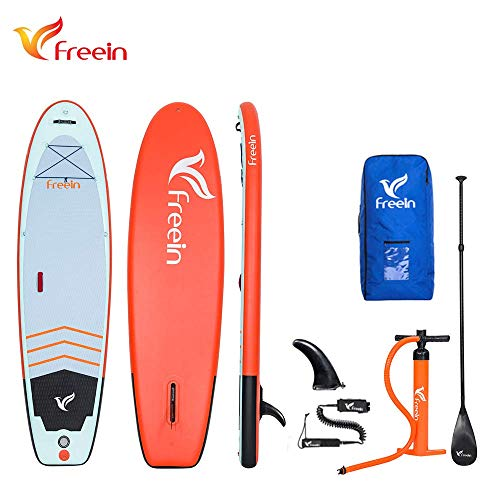 Freein Yoga Inflatable Board Stand Up Paddle Board 10'6