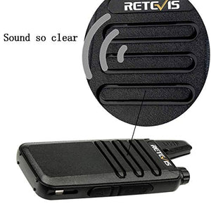Retevis RT22 Walkie Talkies 20 Pack