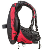 Hollis HD200 BC/BCD Weight Integrated Scuba Diving Buoyancy Compensator (Large)