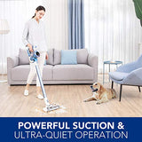 Tineco Pure ONE S11 Smart Cordless Stick Vacuum Cleaner, Strong Suction & Long Runtime, Lightweight Handheld, for Multi-Surface Floor Cleaning