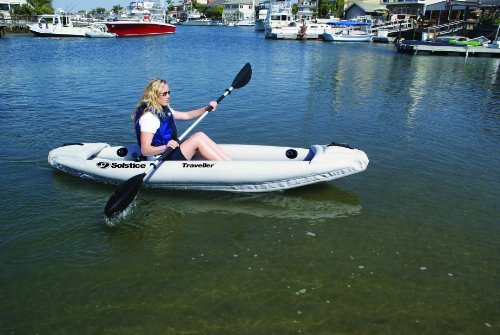 Solstice  by Swimline Traveller Solo Kayak
