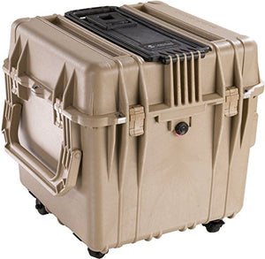 Pelican 0340 Case with Foam (Tan)