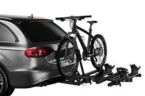 Thule 9046 T2 Classic 2 Bike Rack for 2-Inch Receivers,Black