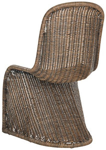 Safavieh Home Collection Tana Wicker Side Chair