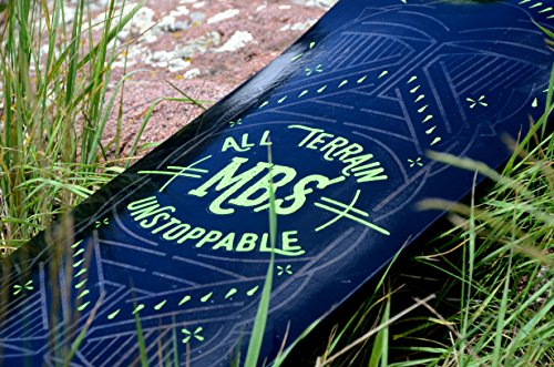 MBS All-Terrain Longboard