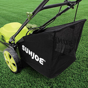 Sun Joe MJ408E-PRO Electric Lawn Mower, Green