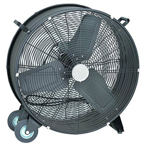 24 in. High Velocity Shop Fan HFJ14