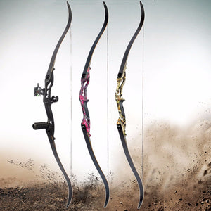 56 inches American Hunting Bow 30-50lbs Draw Weight FPS170-190 Recurve Bow Hunting Archery Bow Accessory