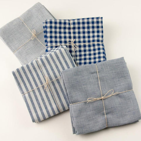 Napkins Organic cotton Set/4