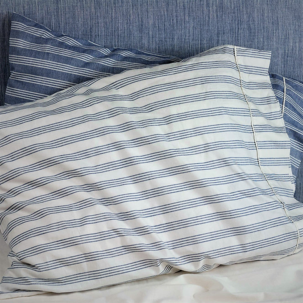 Bed Sheet Set - Retro Stripe