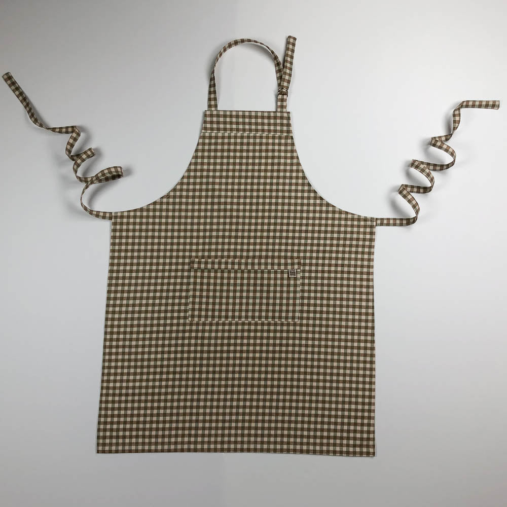 Aprons - Gingham Check