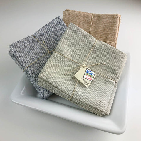 On Sale -  Napkins (2 sets of 4)