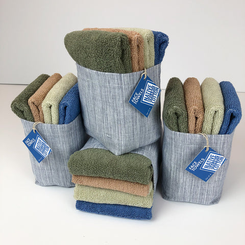 Wash Cloth Bundle