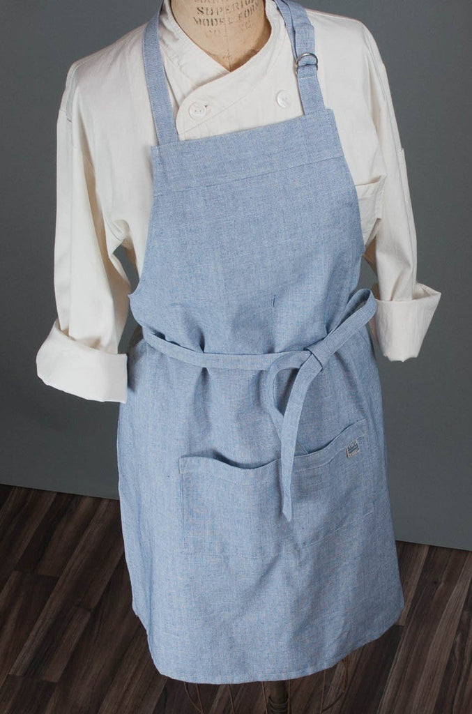 Kitchen  Apron Organic Solid  Jaspe