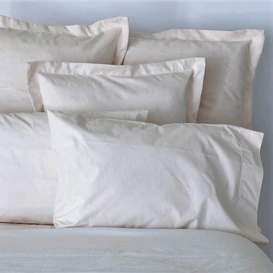 Organic Pillow Cases - Set of 2