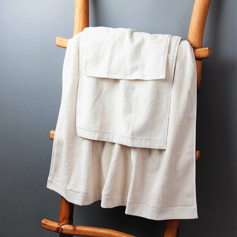 Bath Towel Set Natural