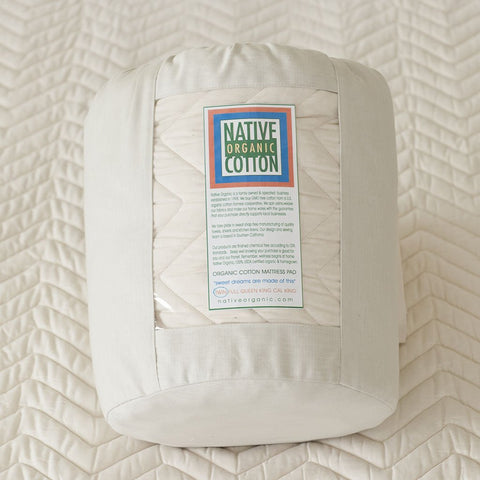 Organic Mattress Pad I Native Organic