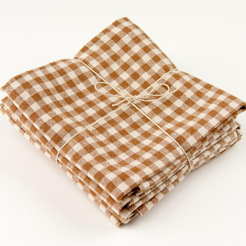 Napkins Organic Cotton (set of 4)
