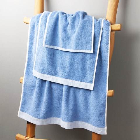 Bath Towels Organic Cotton  (Set of 3)