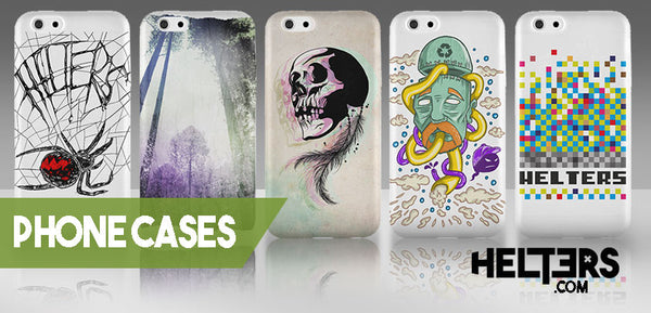 Phone Cases Now Available!