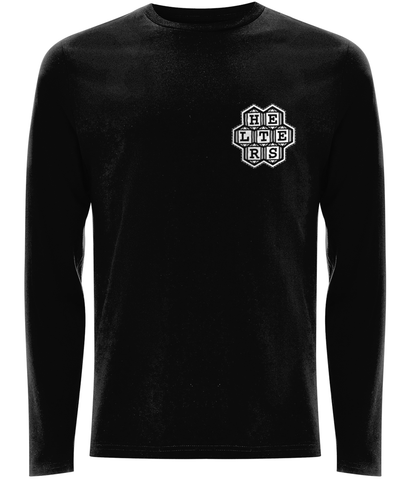 Unisex Long Sleeve 'Hex' T-Shirt