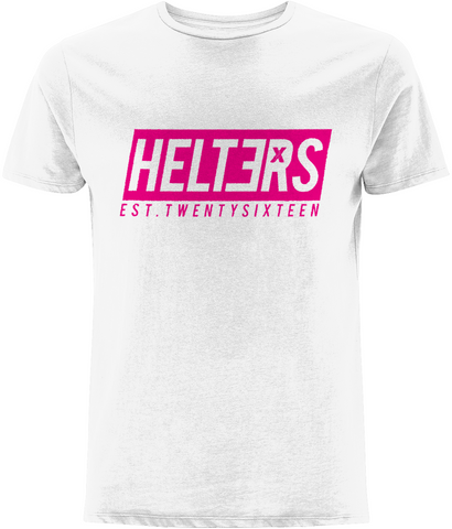Men's 'Pink  Slanters' T-shirt