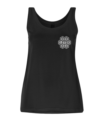 Women's Tencel© Blend 'Hex' Vest