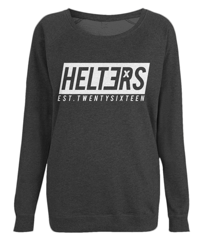 Women's 'Slanters' Raglan Sweater