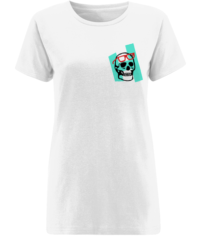 Women's 'Skull Sighted' T-Shirt