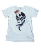 SALE! Women's 'FeatherSkull' T-Shirt