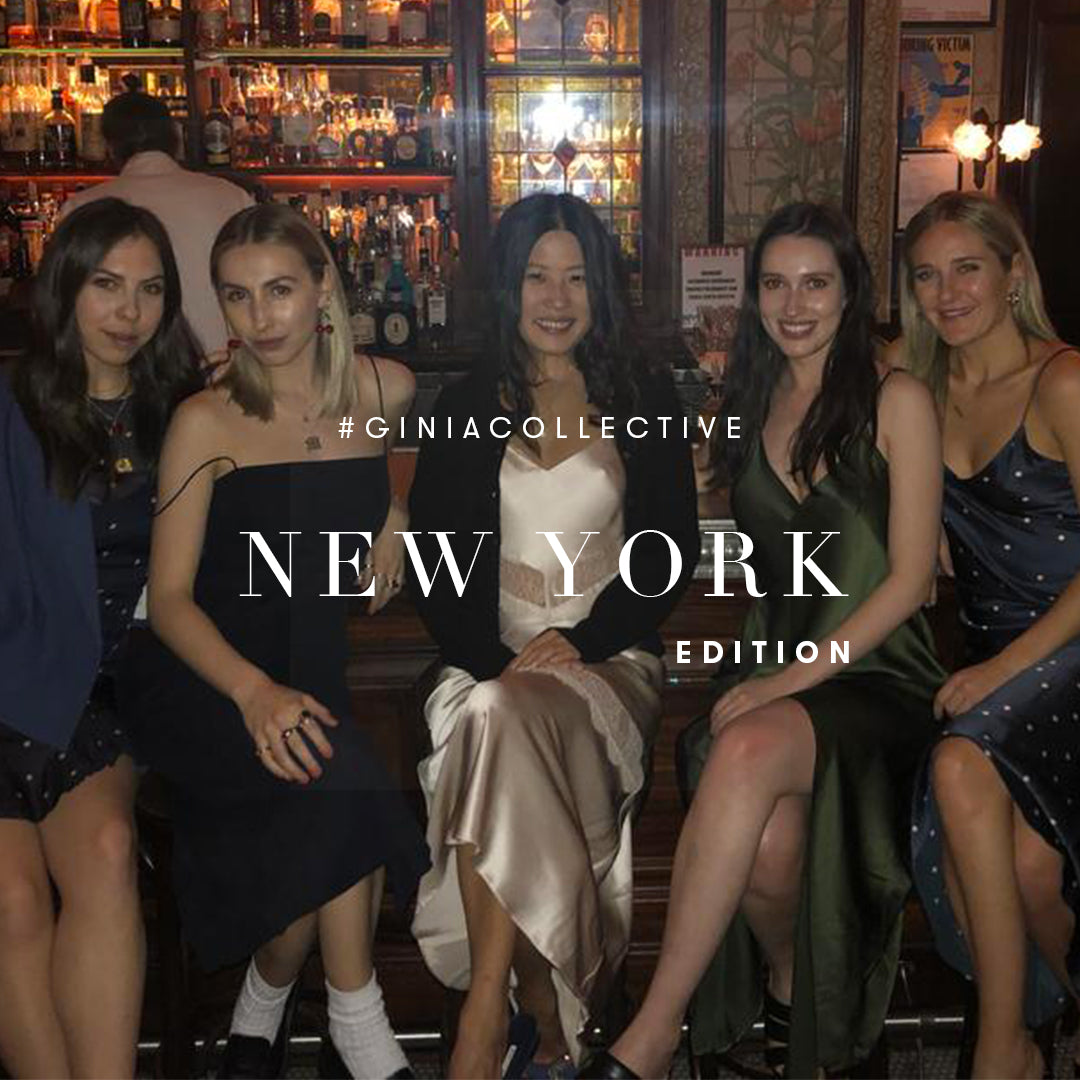 GINIA COLLECTIVE: NYC