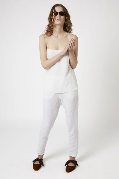 ,Chloe Square Neck Cami,