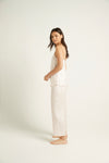 GINIA,PRE-ORDER Washable Silk Pant,Pants